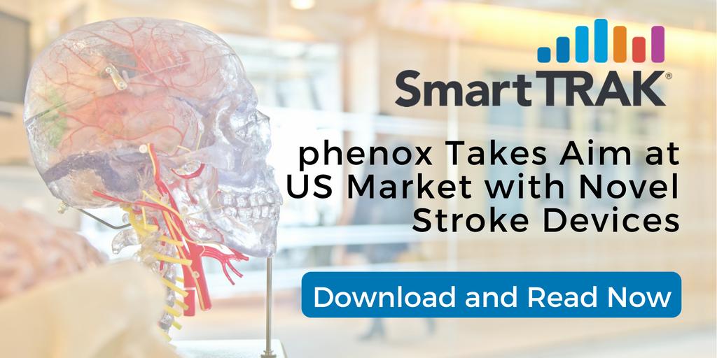 SmartTRAK phenox Takes Aim at US Market with Novel Stroke Devices