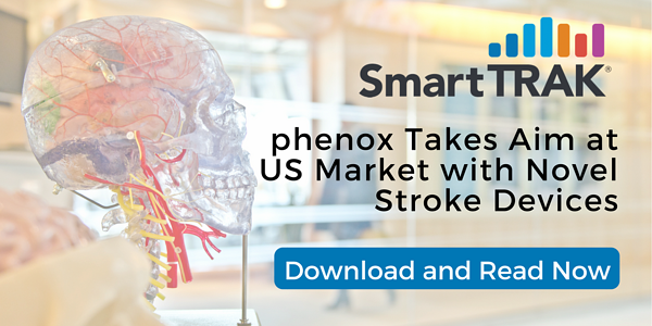SmartTRAK phenox Takes Aim at US Market with Novel Stroke Devices