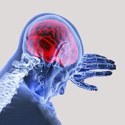 Deep Brain Stim V2 GRAY  SQUARE