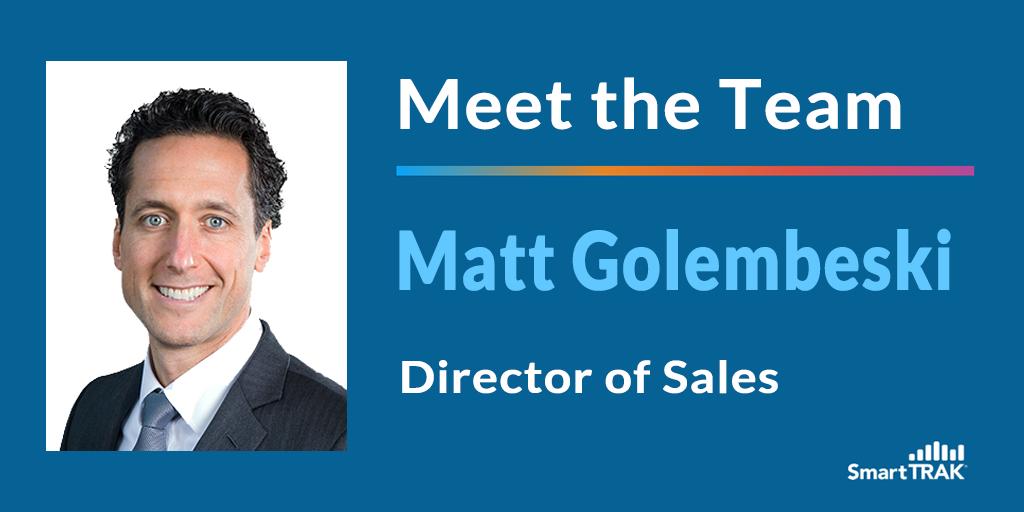 Meet Matt Golembeski Header