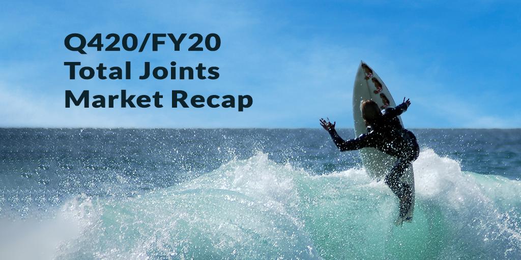 Q420 Total Joints Recap HEader