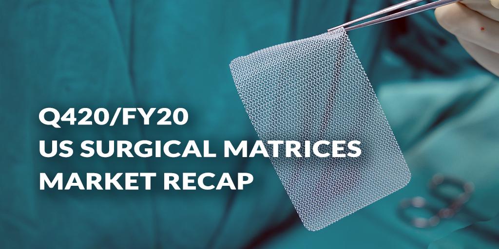 Q420 US Surgical Matrices Recap-1