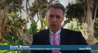 Scott Brown Integra Life Sciences SmartTRAK Customer Testimonial.jpg