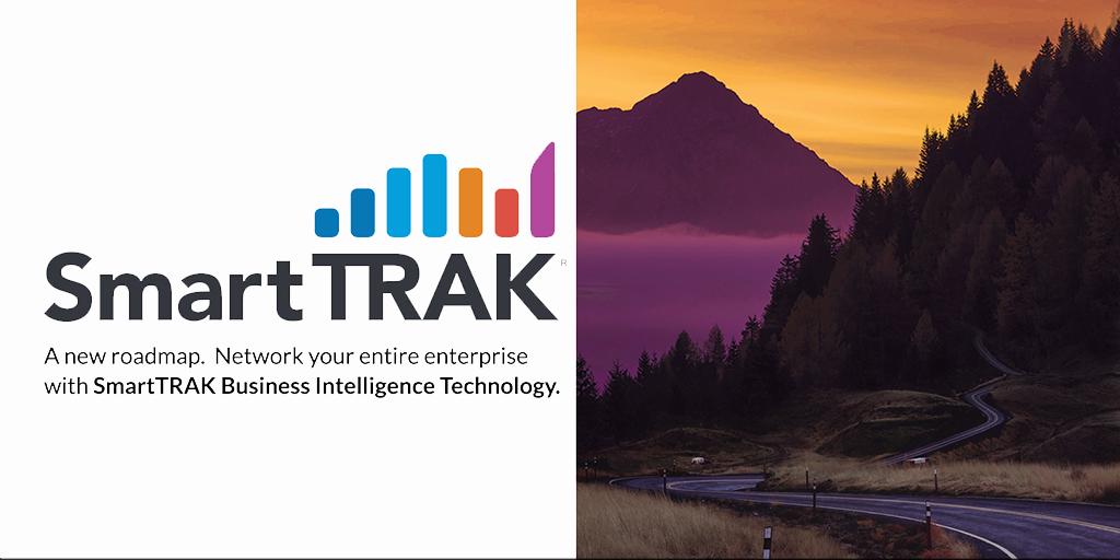 SmartTRAK Innovates underline