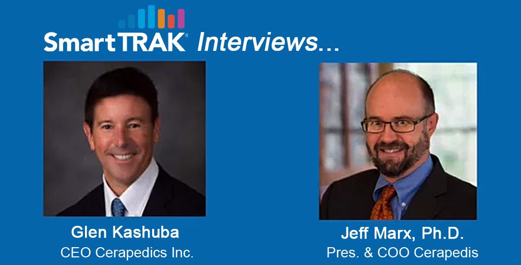 SmartTRAK Interviews Cerapedics