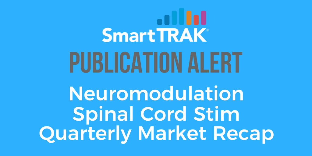 SmartTRAK Publication Alert Blog Post Social Media - NeuroModulation Spine Cord Stim