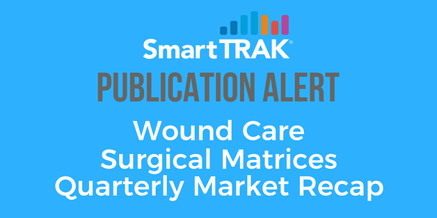 SmartTRAK Publication Alert Blog Post Social Media - Wound Care - Surgical Matrices.png