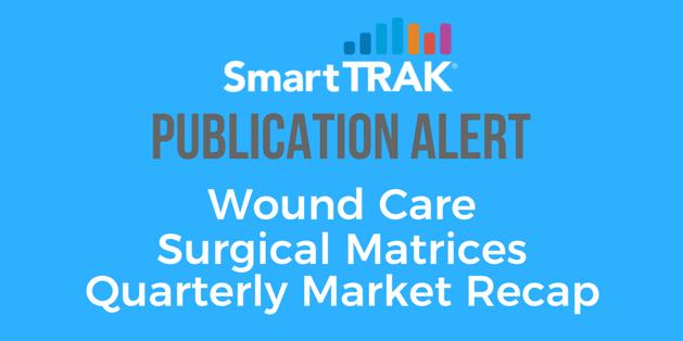 SmartTRAK Publication Alert Blog Post Social Media - Wound Care - Surgical Matrices.png